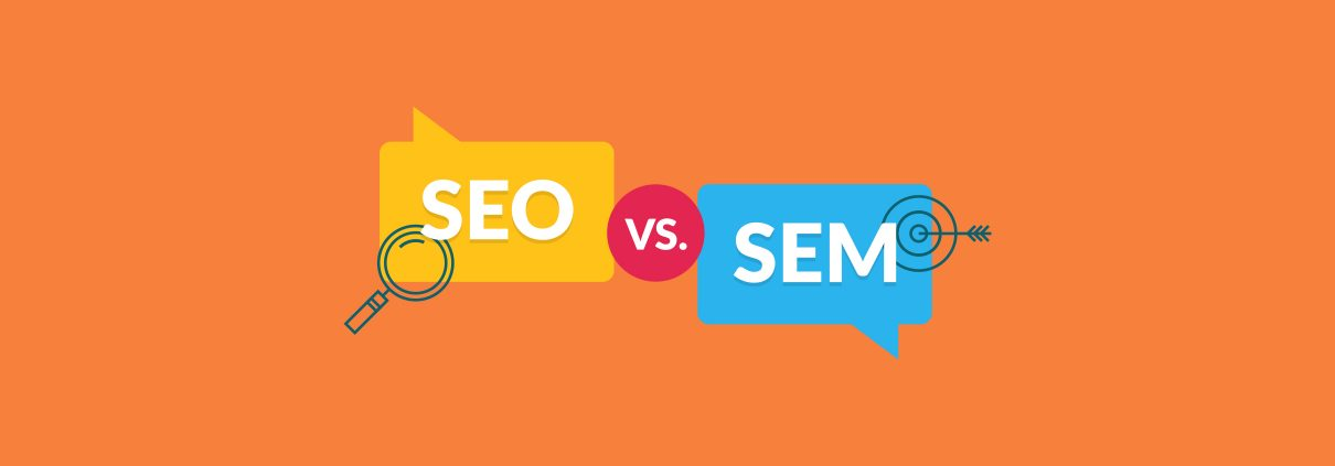SEO vs SEM what to choose for my business